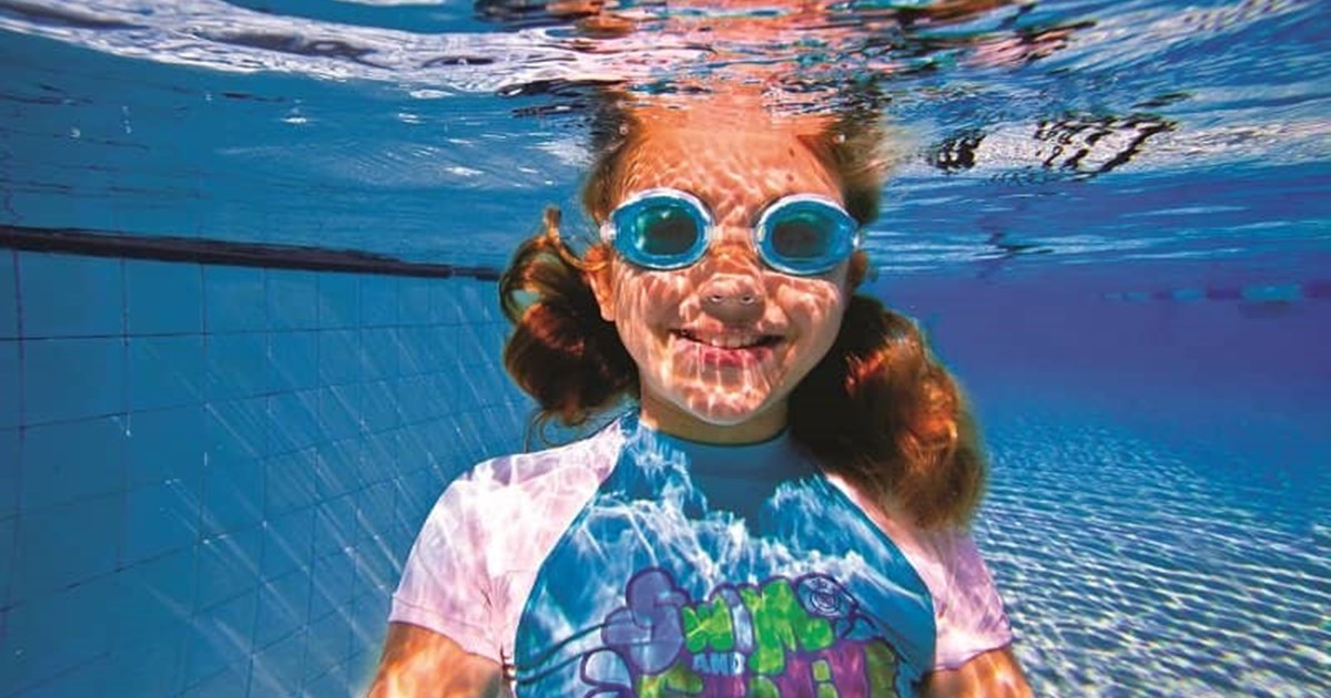 Can you swim while wearing Contact Lenses?