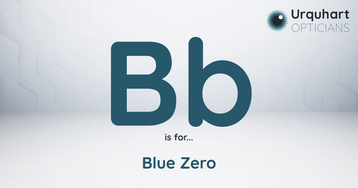 B is for Blue Zero