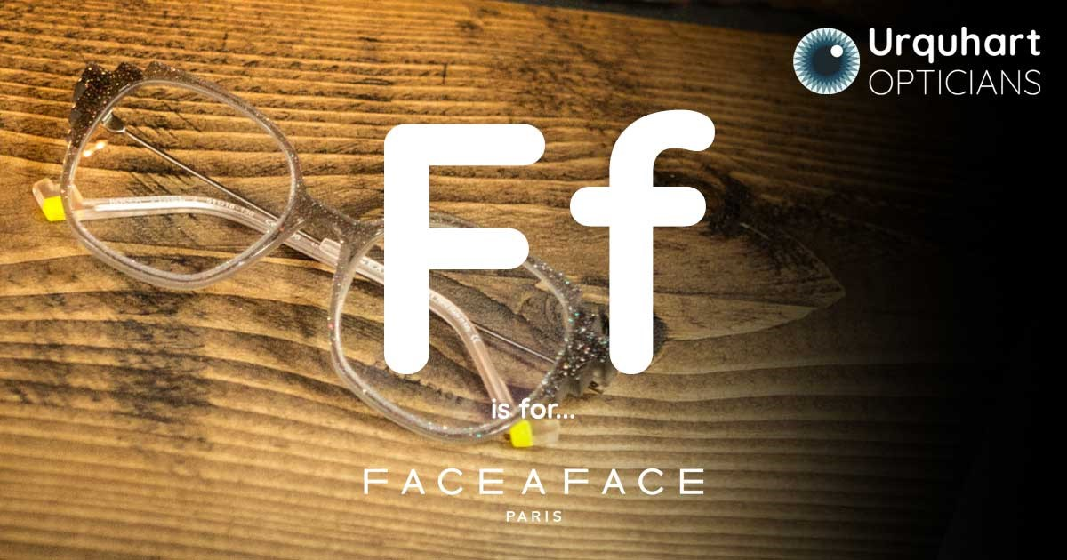 F is for Face A Face